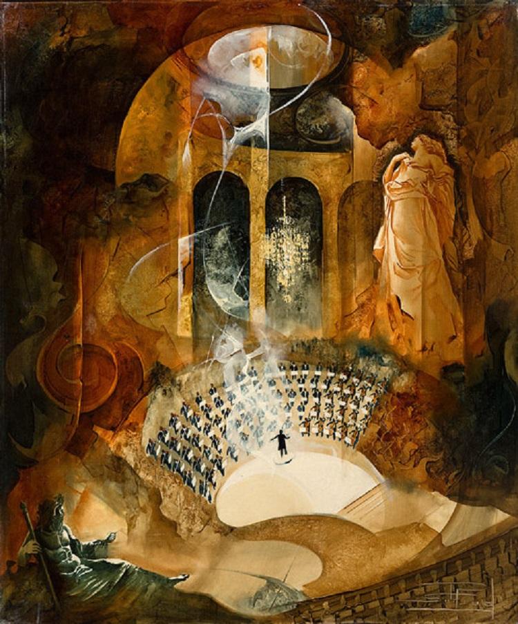 Soiree de gala di Roger Suraud