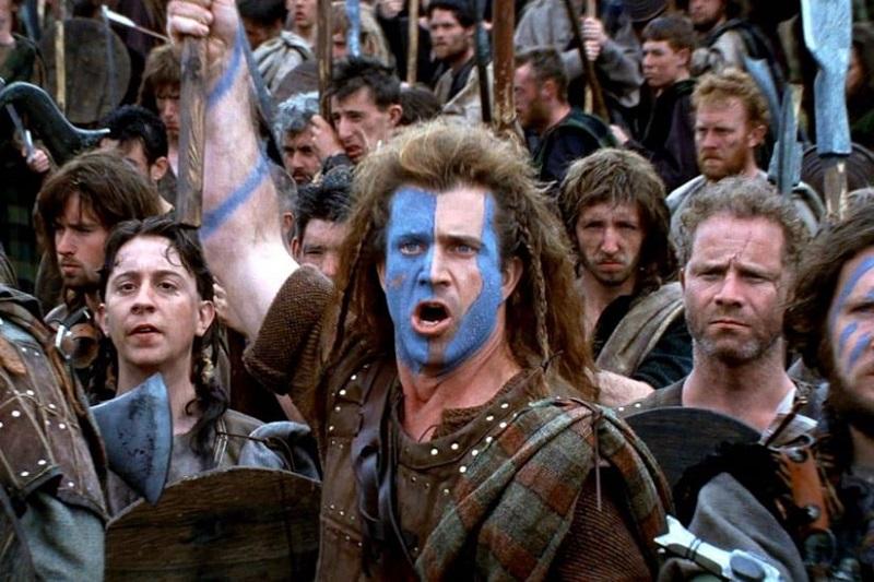 William Wallace per la libertà della Scozia