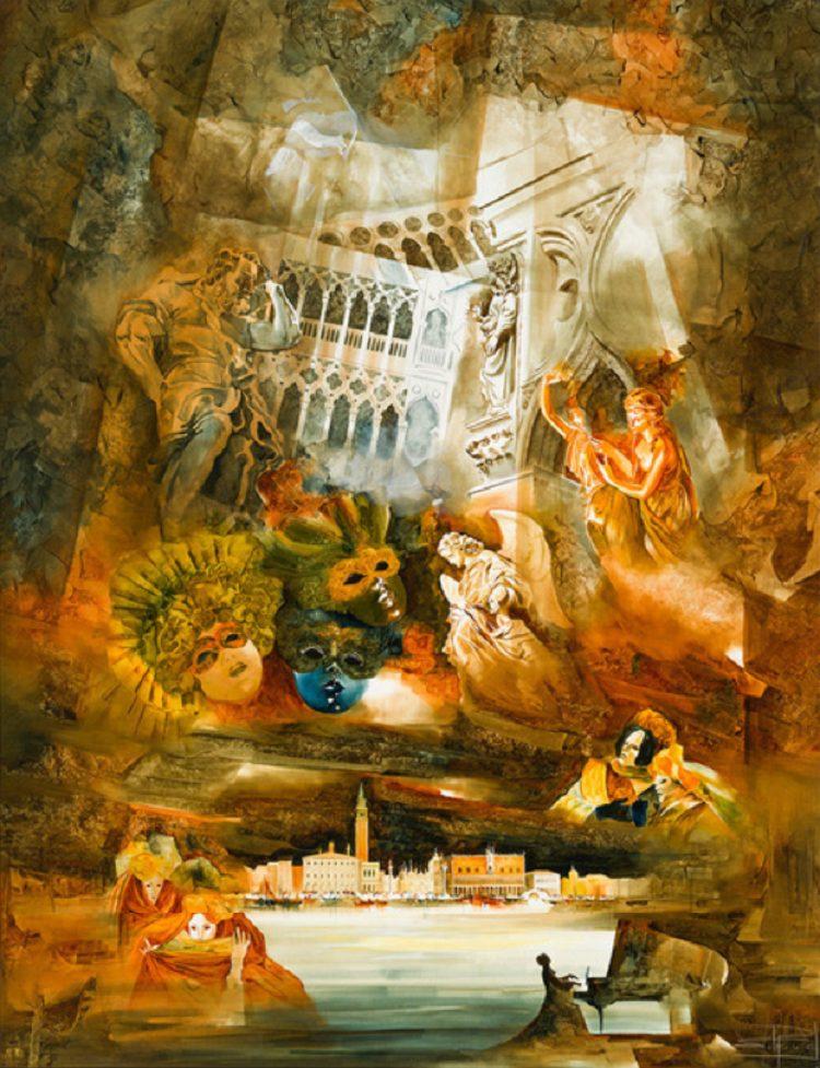 Eternelle Venice di Roger Suraud