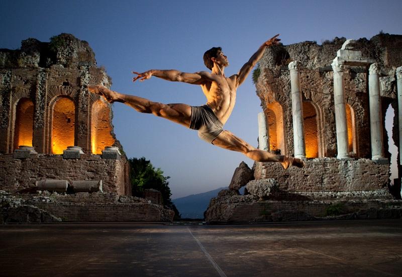 Roberto Bolle Etoile della danza