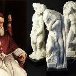 Commissione di Michelangelo da Giulio II a Leone X. I Prigioni
