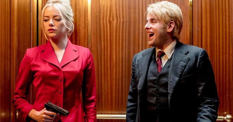 Maniac con Emma Stone e Jonah Hill miniserie Netflix