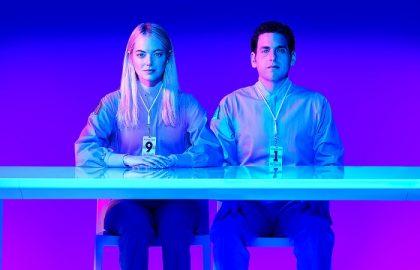 Maniac miniserie Netflix con Emma Stone e Jonah Hill