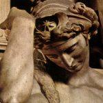 """""""O notte"""" di Michelangelo Buonarroti"""