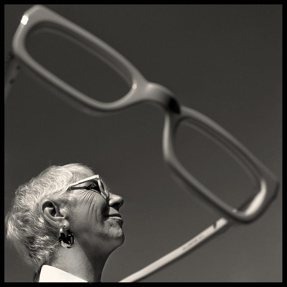 Lina Wertmuller, Foto di Augusto De Luca, Intervista