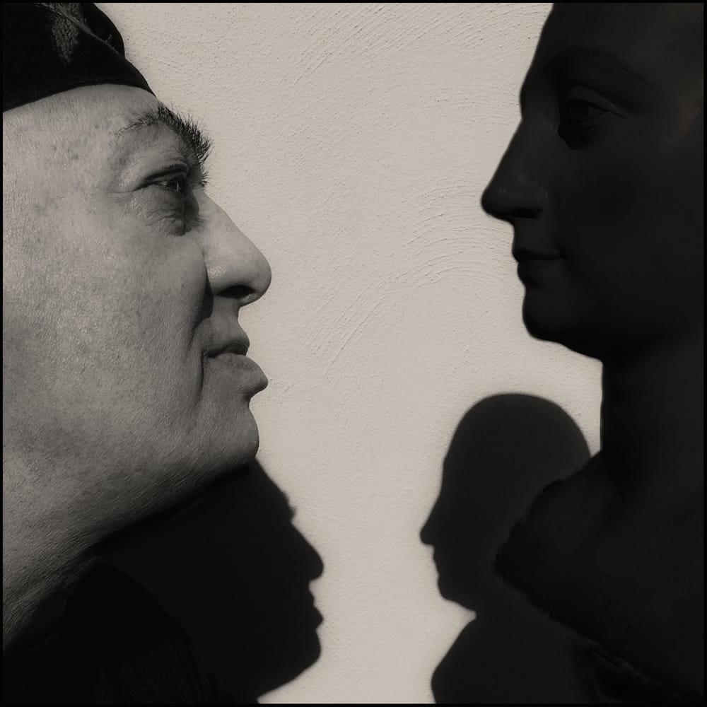 Peppe Barra, Foto di Augusto De Luca, Intervista